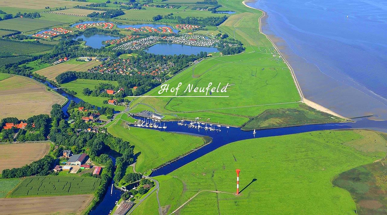 Luftbild Otterndorf